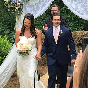 Celebrate Tuxedos Cheek Creek Wedding Senoia GA