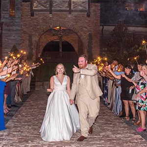 Celebrate Tuxedos Cherry Hollow Farm Wedding Chattahoochee Hills GA