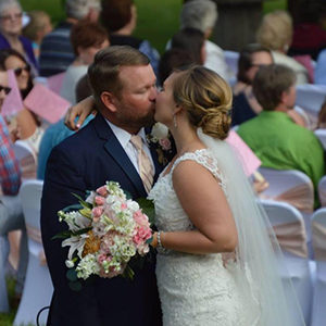Celebrate Tuxedos Barn at Dogwood Farms Wedding Seale AL