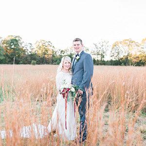 Celebrate Tuxedos Valentine Orchard Wedding Luthersville GA