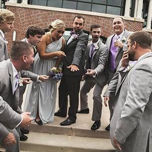 Celebrate Tuxedos Newnan Centre Wedding Newnan GA