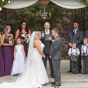 Celebrate Tuxedos Sunny D Farm Wedding Williamson GA