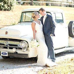 Celebrate Tuxedos Barn Wedding Vinewood Stables Newnan GA
