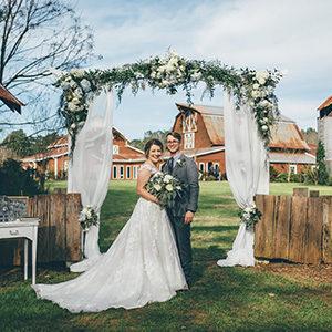 Celebrate Tuxedos 9 Oaks Farm Wedding Monroe GA