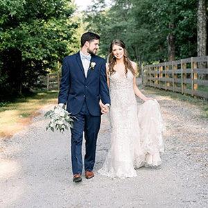 Celebrate Tuxedos Barn At Big Oak Wedding Franklin GA
