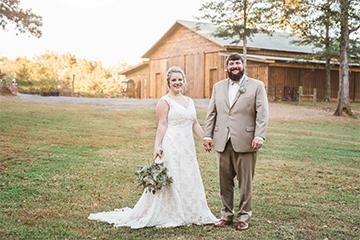 Celebrate Tuxedos Barn At Harper Pines Wedding Thomaston Georgia