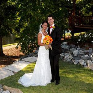 Celebrate Tuxedos Hilton Garden Inn Wedding Columbus GA